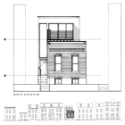Philip Durham's design for 2214 Wyoming Avenue