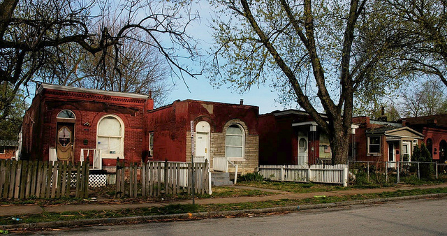 Adaptive reuse of the st louis shotgun home what should be for Modular shotgun house